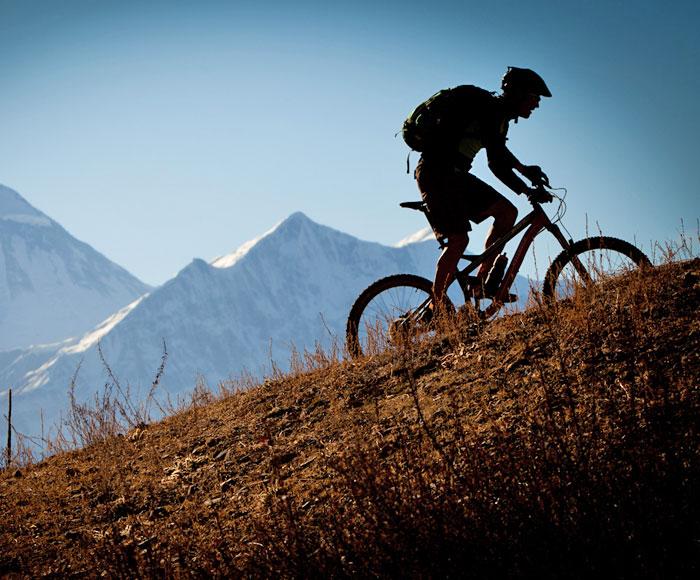 Kathmandu Valley (Biking)