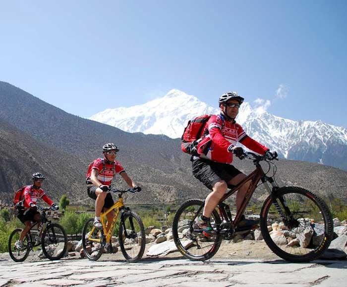Jomsom - Muktinath (Biking)