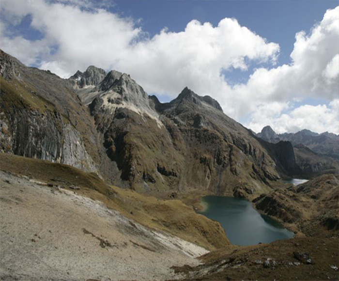 Dagala Thousand lake trek