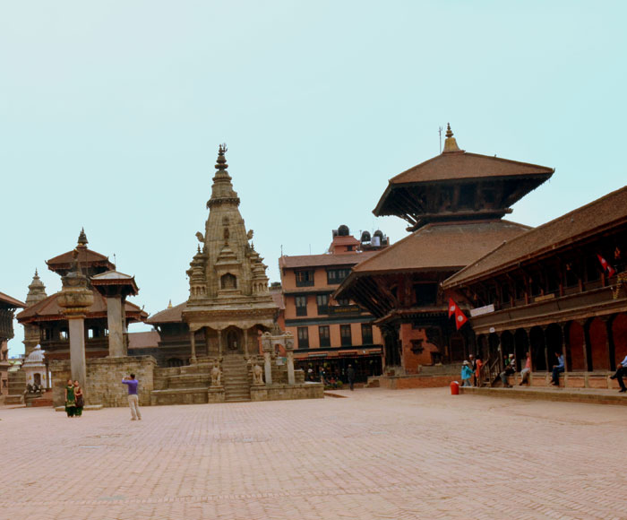Kathmandu- Comfort